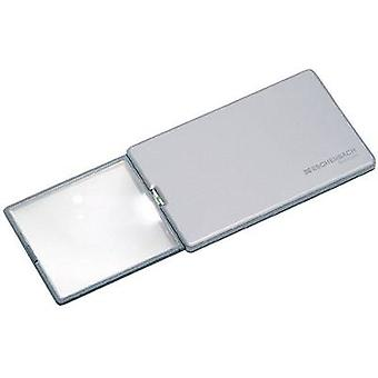 Eschenbach 152111 Easy Pocket Handheld magnifier incl. LED lighting Magnification: 3 x