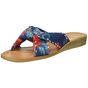 Dolce Vita Womens havva Open Toe Casual Slide Sandals