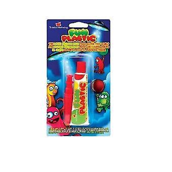 Fun Plastic Blowing Magic Balloons