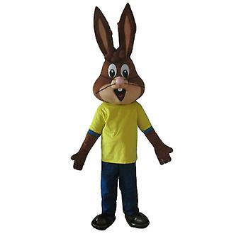 mascot SPOTSOUND of Quicky, famous Brown Bunny of Nesquik