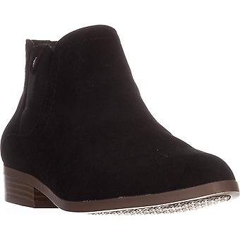 Giani Bernini Womens Falica Almond Toe Ankle Fashion Boots