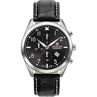 Swiss Military Hanowa Men's Watch 06-4316.04.007 Chronographs