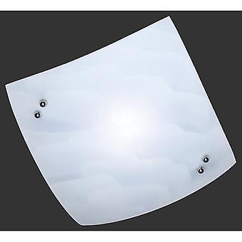 Trio iluminação Busa Modern alumínio cor metal teto lâmpada