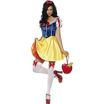 Лихорадка сказочный платье костюм, Великобритания 4-6