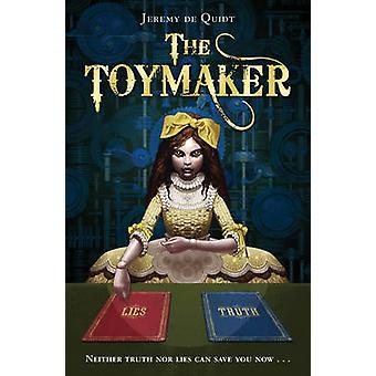 Toymaker Jeremy de Quidt - Gary Blythe - 9780552575003 Varaa