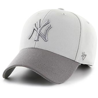 47 fire Adjustable Cap - MVP New York Yankees grey
