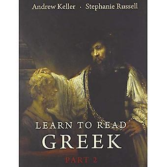 Oppia lukemaan Kreikan: oppikirja