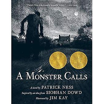 Chiamate un mostro: Ispirato da un'Idea da Siobhan Dowd