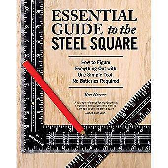 Guide essentiel à la place de l'acier: comment déterminer tout avec un seul outil Simple, aucune pile ne nécessaire