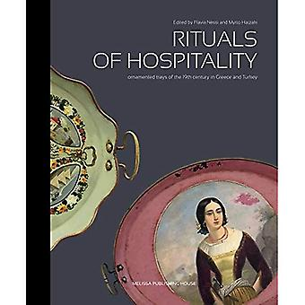 Rituals of Hospitality: Ornamented Trays of the 19th Century in Greece and Turkey