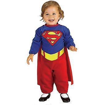 Infant Supergirl Costume