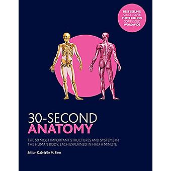 30-Second Anatomy - The 50 Most Important Structures and Systems in th