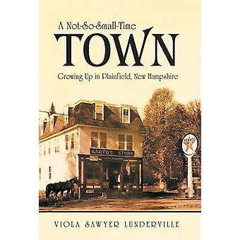 A NotSoSmallTime Town Growing Up in Plainfield New Hampshire by Lunderville & Viola Sawyer