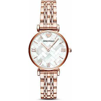 Emporio Armani dames Womens Wrist Watch roestvrij staal AR11110