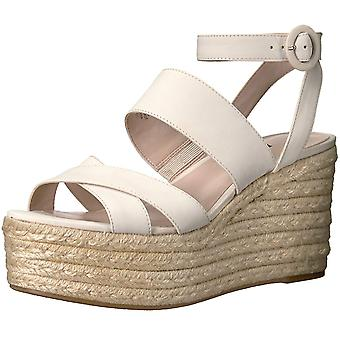 Neuf Womens Ouest Florence en cuir Open Toe sandales à plateforme Casual