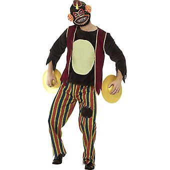 Deluxe clapping Monkey jucărie costum