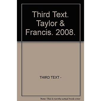 Third Text - 22.6 (2nd Revised edition) - 9780415471244 Book