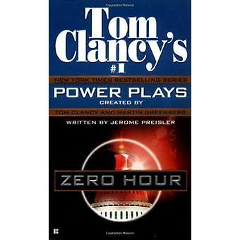 Zero Hour by Preisler - Jerome/ Clancy - Tom (CRT)/ Greenberg - Marti