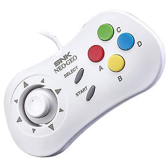 SNK NeoGeo mini console oficial control pad alb-40th aniversare Controller