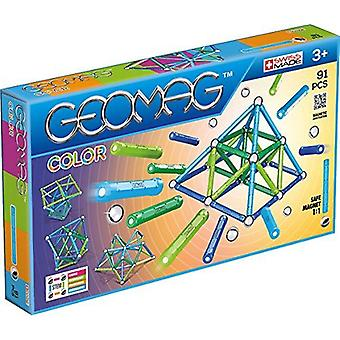 Geomag 263 Classic Building Set 91 Pieces