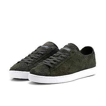Puma Womens States x Stampd Leather Low Top Lace Up Fashion Sneakers
