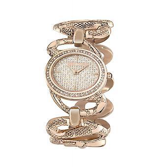 Just Cavalli Rose goud horloge R7253577507