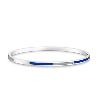 Seton Hall University Bracelet In Sterling Silver Design by BIXLER
