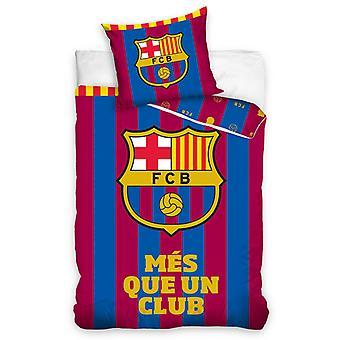 Set de Cubierta de Duvet FC Barcelona Mes Que Un Club