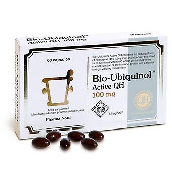Pharmanord Bio-UbiquinolTM Active QH 100mg Caps 60