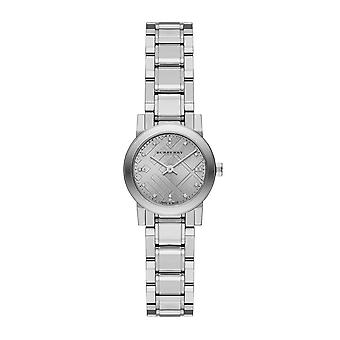 Burberry Bu9230 Classic Silver Dial Stainless Steel Ladies Watch