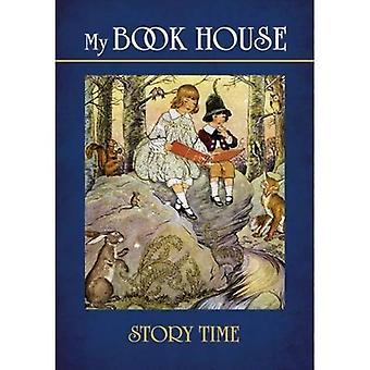 Mijn boek huis--verhaal tijd