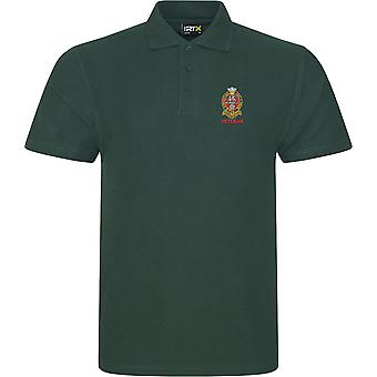 Prince of Wales Own Regiment Of Yorkshire PWRR - Veteran - Licensed British Army Embroidered RTX Polo