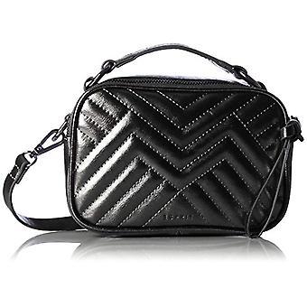 ESPRIT 077ea1o025 - Donna Schwarz shoulder bags (Black) 9x13x19 cm (L x H D)
