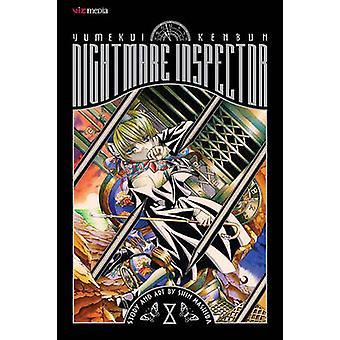 Nightmare Inspector - Yumekui Kenbun - Volume 8 - Madness by Shin Mashi