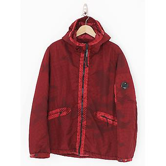 CP Company M-Bossed Arm Lens Jacket - Scooter