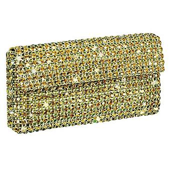Glamour World Bag Cosmetic Gold GB260-04