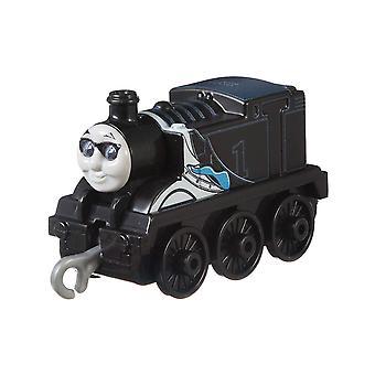 Thomas y amigos FXX08 pista principal empujan a lo largo de fundición secreto agente Thomas