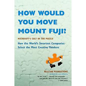Come si muoverebbe Monte Fuji? -Cult di Microsoft del Puzzle - come