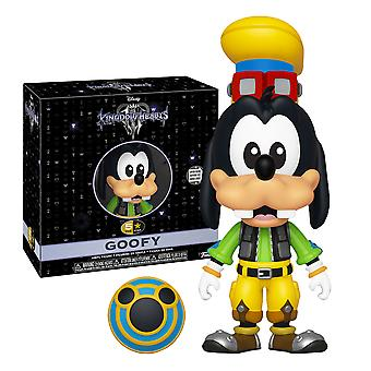 Kingdom Hearts 3 Goofy 5-Star Vinyl Figure