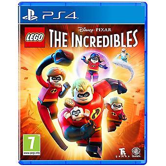 Gioco PS4 di Lego The Incredibles
