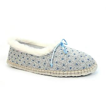 Slipper Repubblica Hydrus Blu Bow Slipper