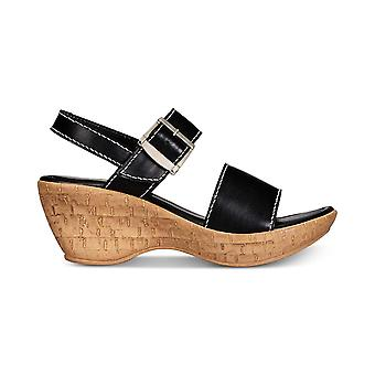 Callisto Womens shelton Open Toe Casual Ankle Strap Sandals