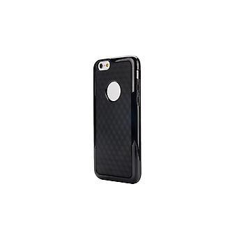 Coque Pour Iphone 6 Motif 3d Cube Noire