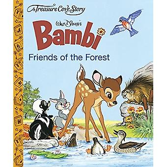 Treasure Cove Story  Bambi  Friends of the Forest