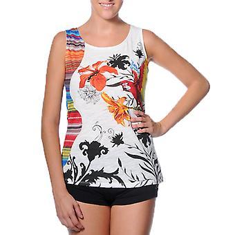 Smash Women's Tropical Lindoia Vest Top