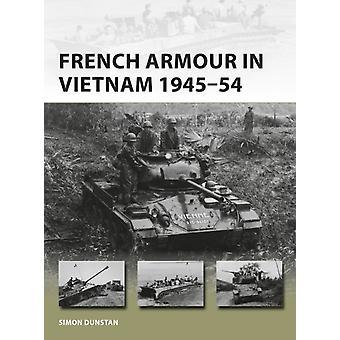French Armour in Vietnam 194554 by Simon Dunstan