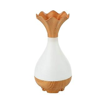 Jade Bottle Aromatherapy Humidifier and lamp-light wood