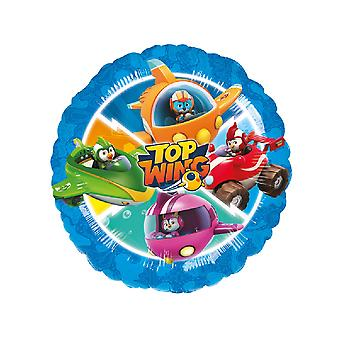 Top Wings 18 Inch Foil Balloon