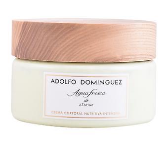 Kosteuttava vartalo voide Agua Fresca de Azahar Adolfo Dominguez (300 g)