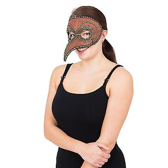 Steampunk Venetian Mask (G/F)